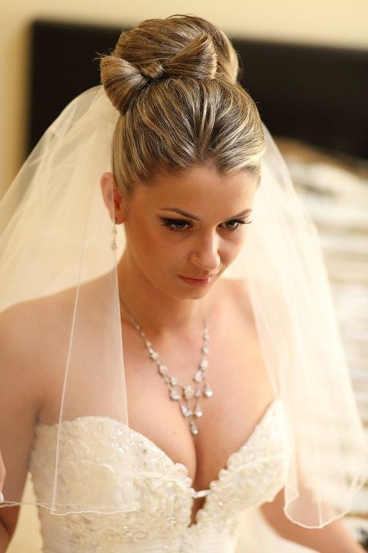 свадебные прически 2011 фото и цены