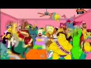 Сімпсони на Qtv