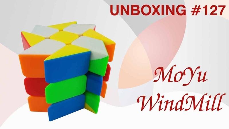 Unboxing №127 MoYu WindMill