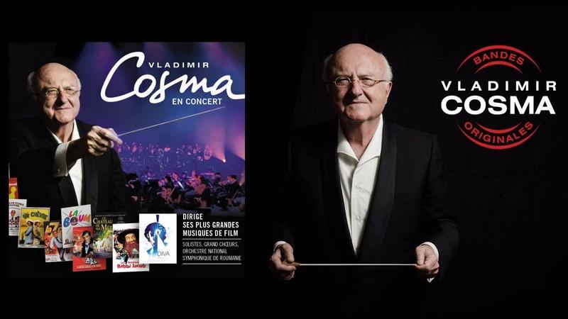 Vladimir Cosma - La Septième Cible: Concerto de Berlin (Live)