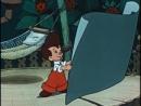 Мурзилка. Советские мультфильмы. Союзмультфильм. 1956 г.