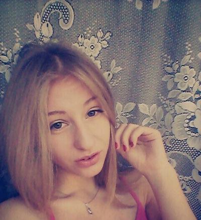 Кристина Кокш, 7 августа 1996, Новосибирск, id140995066