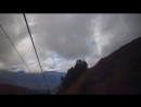 Спуск по канатной дороге. Маршрут Роза Пик- к водопадам Менделиха.