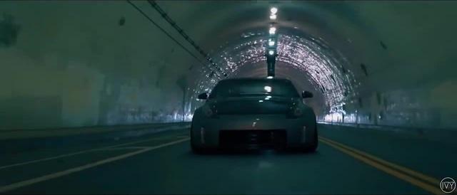 Nissan 350Z Night Ride
