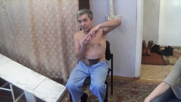 Упражнения которое снимает различные боли в спине