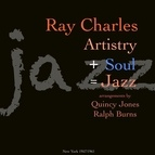 Ray Charles альбом Artistry+Soul=Jazz