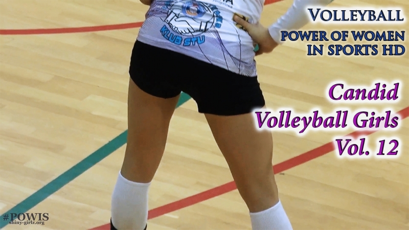 Beauty in Sports Volleyball Vol. 12