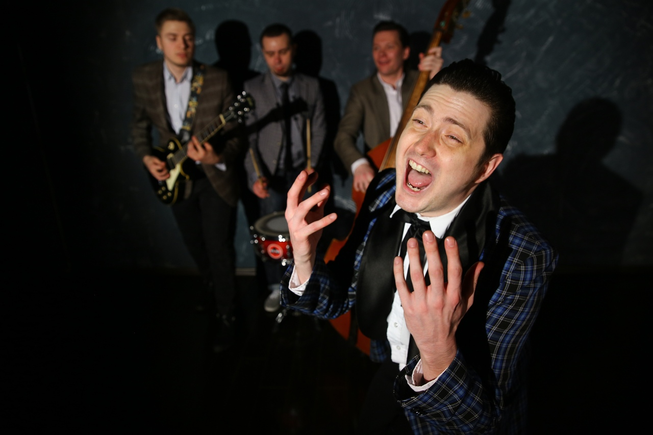 03.11 The Boredom Breakers в пабе Harat's!