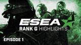 ESEA Rank G CS GO Highlights of The Week - Episode 1