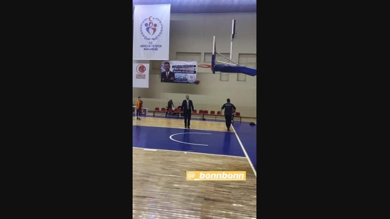 Galatasaray vs Beşiktaş warm up