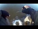 Первый лёд 2018 - 2019. Рыбалка на безмотылку. Открытие сезона