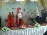 Туркменский танец в Казахстане, Алматы
