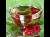 Чайный напиток из сушеных ягод Малины,