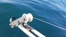 Самодельная якорная лебёдка на лодку пвх .