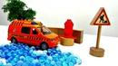 Vidéo pour enfants de véhicules d'assistance №16 un chariot élévateur