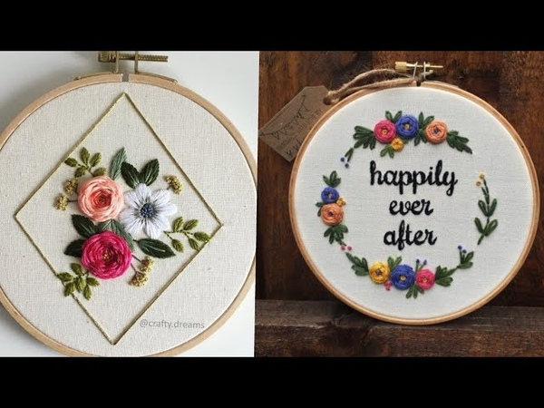 Top 50 Stylish and easy hand embroidery designsNew latest and trendy hand embroidery designs ideas