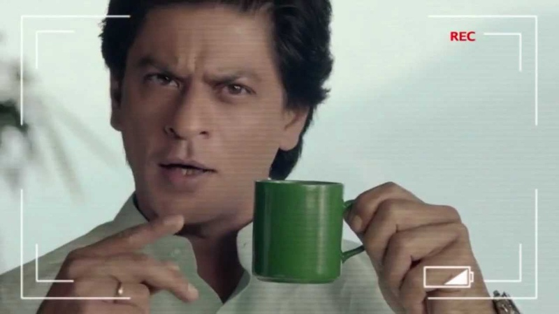 Shahrukh Khan's Choti Shuruaat - Tata Tea Jaago Re New TVC