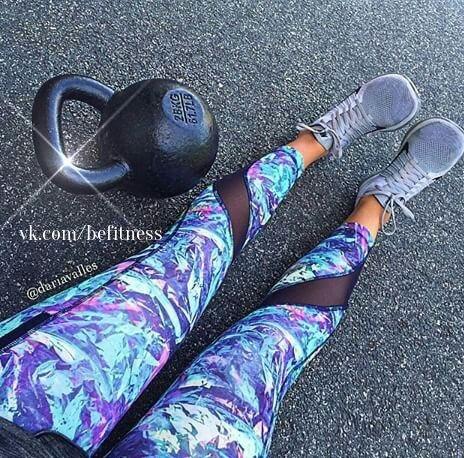 Программа эффективных упражнений для похудения ног…. (1 фото) - картинка