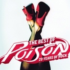 Poison альбом The Best Of - 20 Years Of Rock