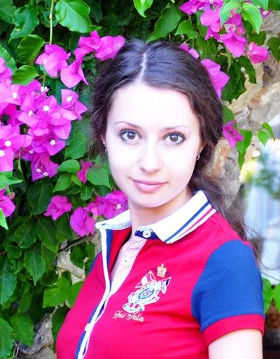 Полина Волкова, 9 июня 1992, Москва, id1074560