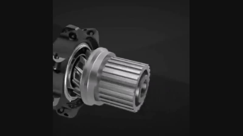 Shimano SP Line free hub system 12sp by Shimano