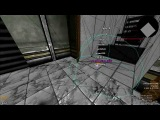 Speedmapping in Red Eclipse (cube 2). №3 Map - War_Deport.Process of creation+gameplay