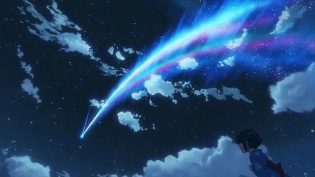 Kimi no na wa - like an entire universe