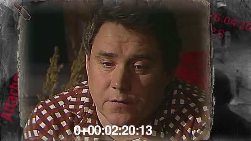 Осужденный Коваленко А П О причинах аварии на ЧАЭС