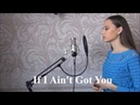 Alicia Keys - If I Ain't Got You (Cover by Lina MaLina)