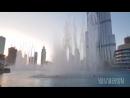 180116 EXO Power на поющих фонтанах Дубая Часть 2