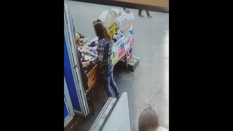 Здравствуйте, опубликуйте видео, как меня нагло обокрала женщина перед Карагашом, чтобы обезопасить других людей и возможно, п