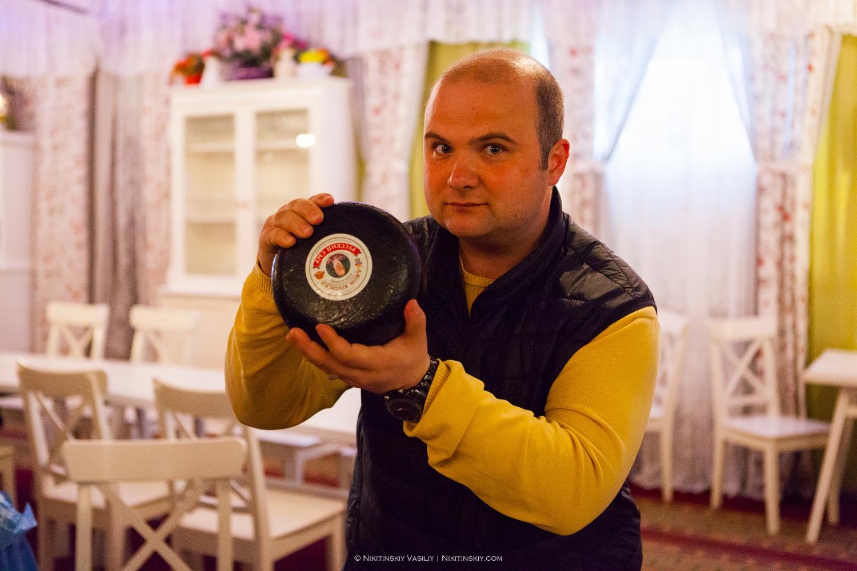 """Сыродел Джон Кописки и его """"Богдарня"""" (+20 фото)"""
