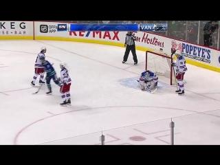 New York Rangers vs Vancouver Canucks – Feb. 28, 2018 _ Game Highlights _ NHL 20