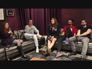 Holiday Spectacular Interview with Bastille