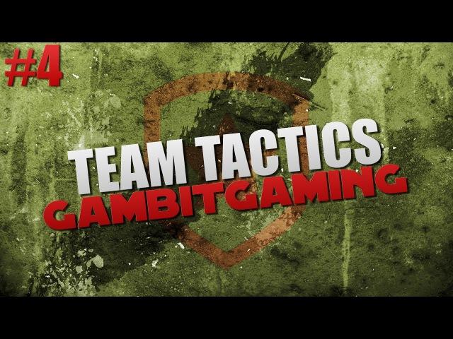 Team Tactics CS:GO | Gambit: A-plant takeover @ de_inferno 4