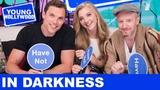Natalie Dormer &amp In Darkness Cast Play Never Have I Ever!