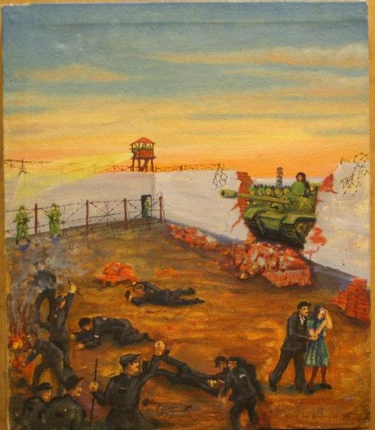 Восстание в Джезказгане