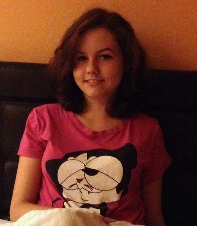 Анастасия Разгальс, 25 июля , Санкт-Петербург, id112201557