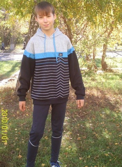 Шапошник Юрий, Лозовая, id190652107