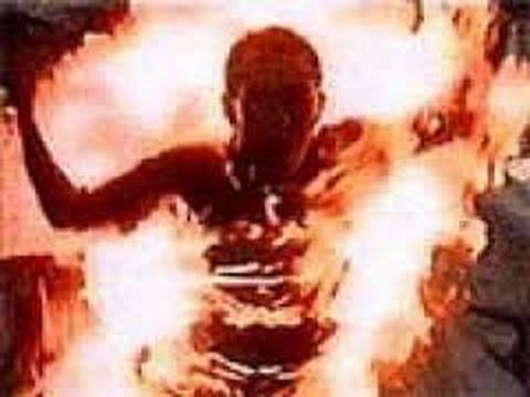 Х-версии: Жертвы Адского пламени. Самовозгорание людей. Пирокинез. Сгоревшие заживо