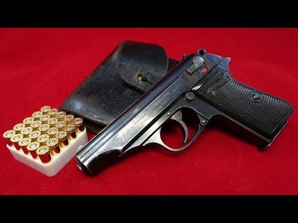 Walther PP, PPK - Вальтер ПП, ППК - часть 1