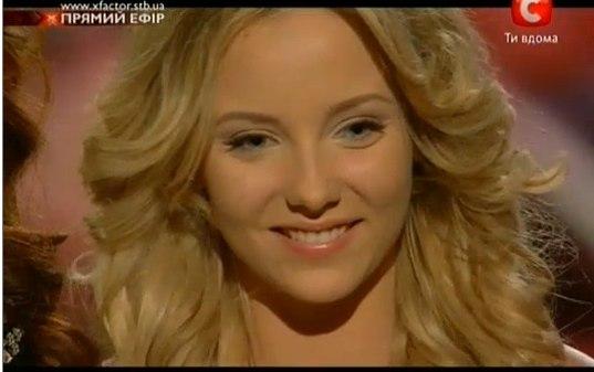 Жанна Перегон в десятке сильнейших вокалистов шоу