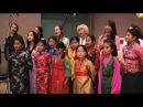 Песня для Е.С. Сакья Тризина.Alphabet Song - sung for His Holiness the Sakya Trizin