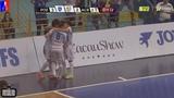 Полный матч Foz Cataratas 5x4 Carlos Barbosa (13 тур, чемпионат Бразилии)