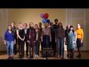 Видеописьмо для Нины Давыдовны в День Рождения!)