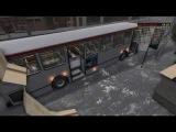 Управление в игре Bus- & Cable Car-Simulator для новичков часть 2 (едем по 644 маршруту)