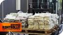 717KG Koks Rekord Drogenfund im Hamburger Hafen Achtung Kontrolle kabel eins