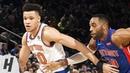 Detroit Pistons vs New York Knicks - Full Game Highlights   April 10, 2019   2018-19 NBA Season