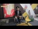 180330 Съёмки клипа  BOOMERANG(부메랑) часть 2.