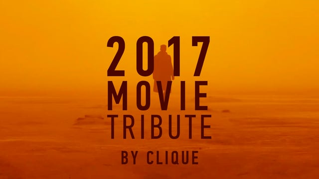 2017 MOVIE TRIBUTE